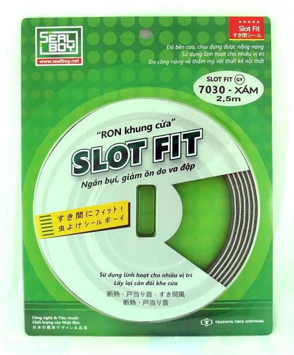 Ron Mềm Slot - Fit 7030 Gy - Màu Xám - 02550695,261_1003581838,61900,aeoneshop.com,Ron-Mem-Slot-Fit-7030-Gy-Mau-Xam-261_1003581838,Ron Mềm Slot - Fit 7030 Gy - Màu Xám