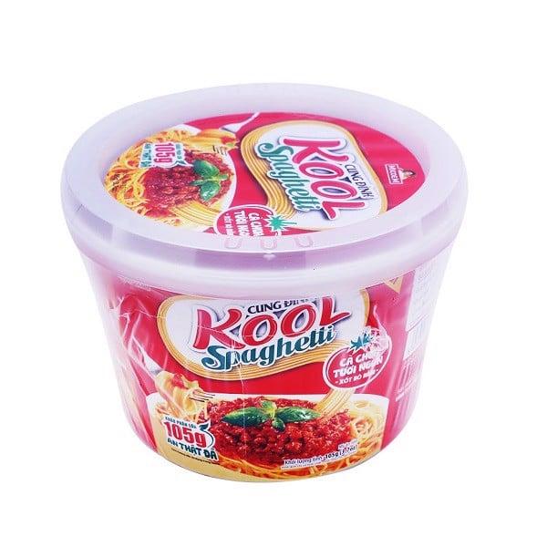 Mì Kool Spaghetti Hộp 105g