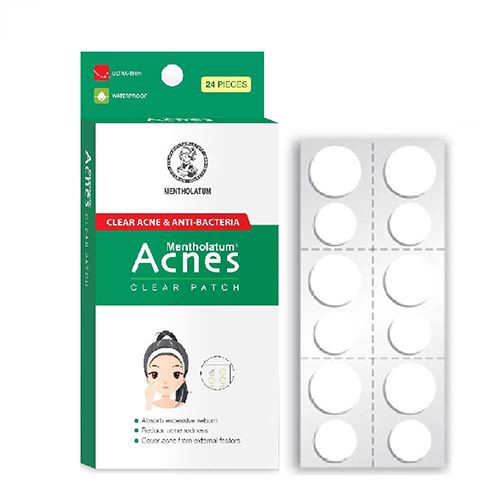 Miếng Dán Mụn Acnes Clear Patch (24 Miếng)