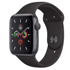 Đồng Hồ Apple Watch S5 44MM Grey ALU/BLACK