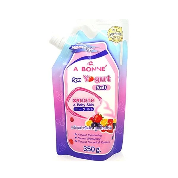 Muối Tắm Spa Abonne Yogurt (350g)