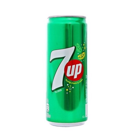 Nước Ngọt 7up Sleek - 330ml