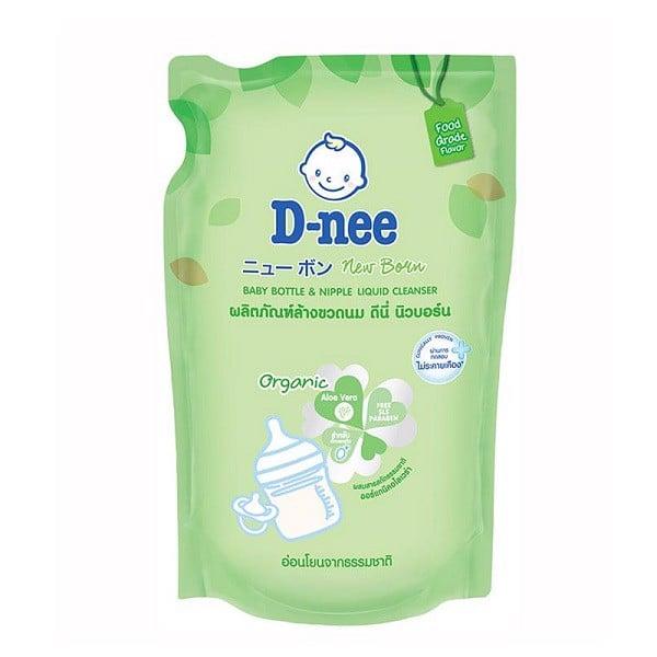 Nước Rửa Bình Sữa D-Nee 600ml