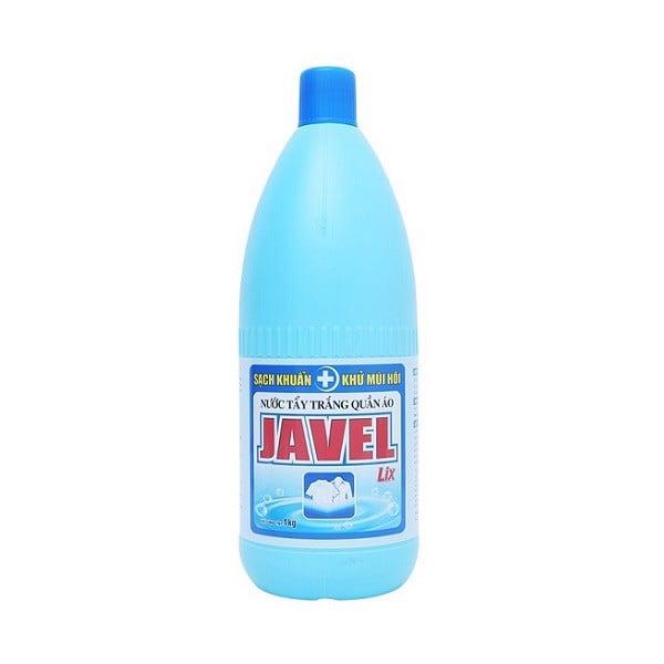 Nước Tẩy Trắng Quần Áo Javel Lix 1kg