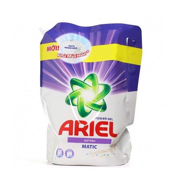 Nước Giặt Ariel Giữ Màu Túi 2.15kg