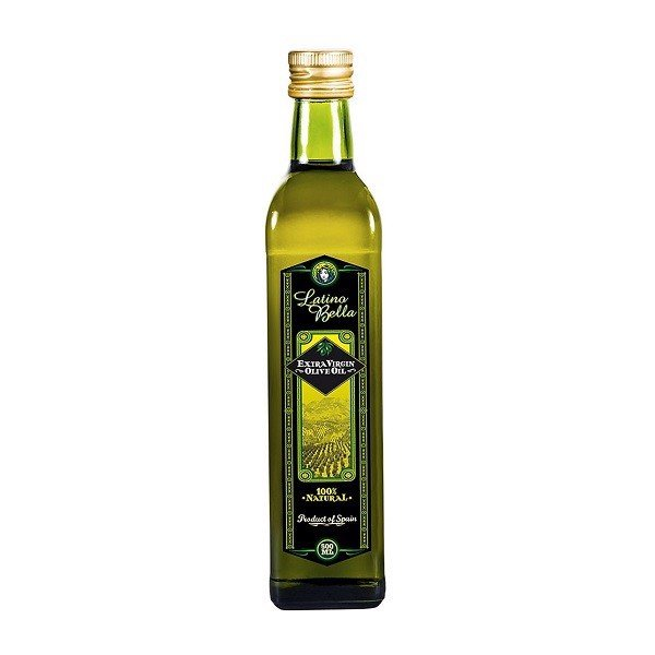 Dầu Olive Extra Virgin Latino Bella 500ml
