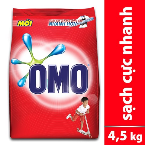 BOT GIAT OMO DO 4.5KG | OMO WASHING POWDER DO 4.5KG