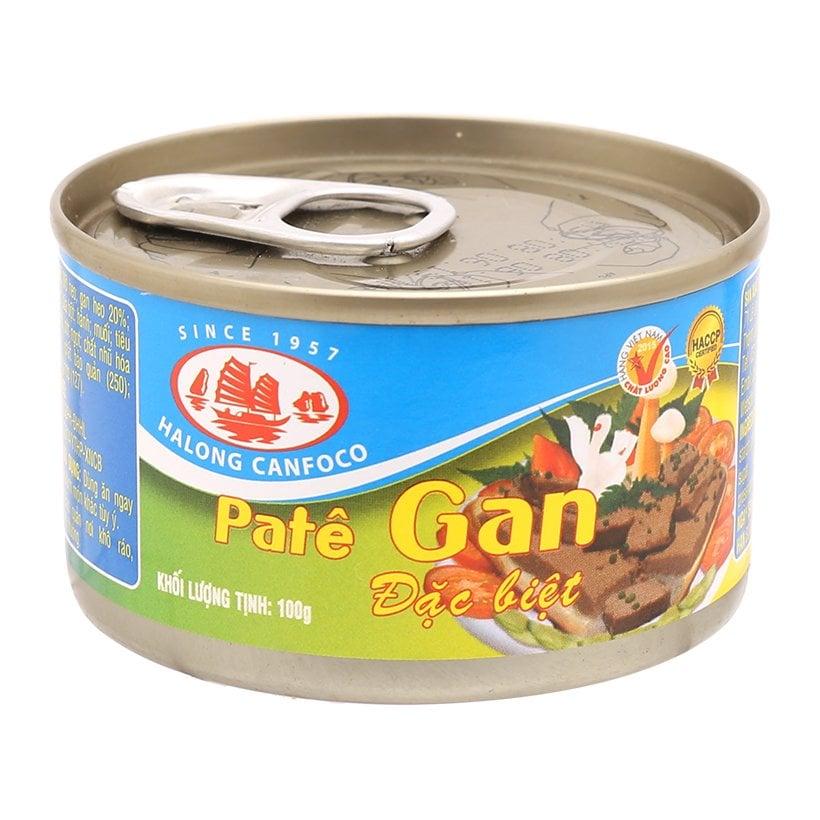 Pate Gan Đặc Biệt Hạ Long - Hộp 100g