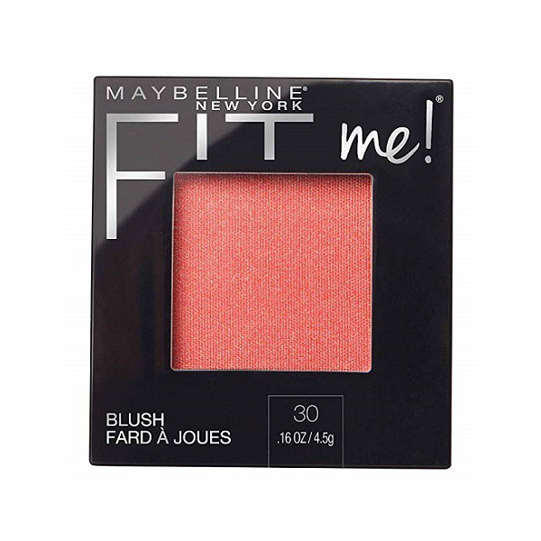 Phấn Má Hồng Fit Me Maybelline New York Màu 30 Rose 4.5g