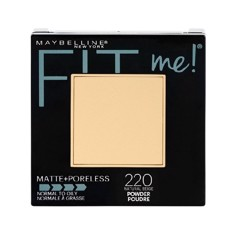 Phấn Nền Mịn Lì Maybelline Fit Me Matte Poreless 220 Natural Beige 9g
