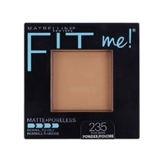 Phấn Nền Mịn Lì Maybelline Fit Me Matte Poreless 235 Pure Beige 9g