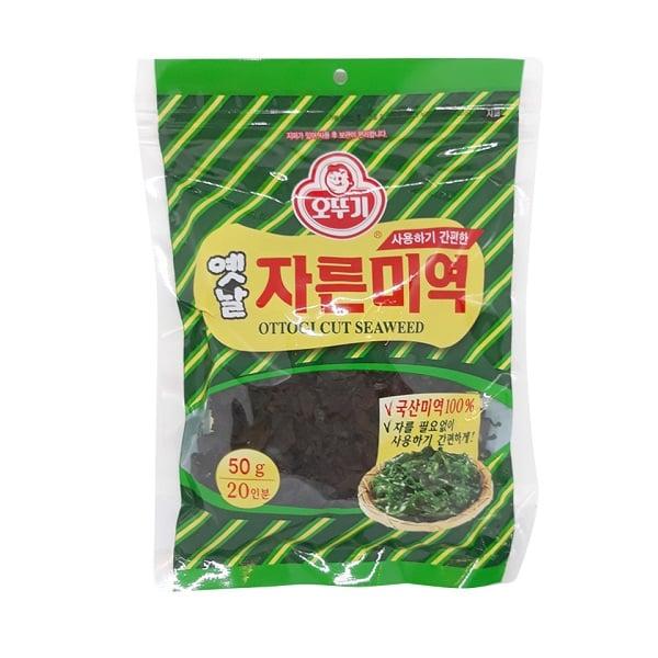 Rong Biển Cắt Khúc Ottogi Cut Seaweed (50g) - 3830700 , 02927312 , 261_1018269912 , 49900 , Rong-Bien-Cat-Khuc-Ottogi-Cut-Seaweed-50g-261_1018269912 , aeoneshop.com , Rong Biển Cắt Khúc Ottogi Cut Seaweed (50g)