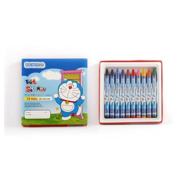BÚT SÁP 10 MÀU CR-C04/DO | Thien Long Crayon CR-C04/DO - 10 Colors - 3630586 , 01218596 , 261_1005297779 , 19900 , BUT-SAP-10-MAU-CR-C04-DO-Thien-Long-Crayon-CR-C04-DO-10-Colors-261_1005297779 , aeoneshop.com , BÚT SÁP 10 MÀU CR-C04/DO | Thien Long Crayon CR-C04/DO - 10 Colors
