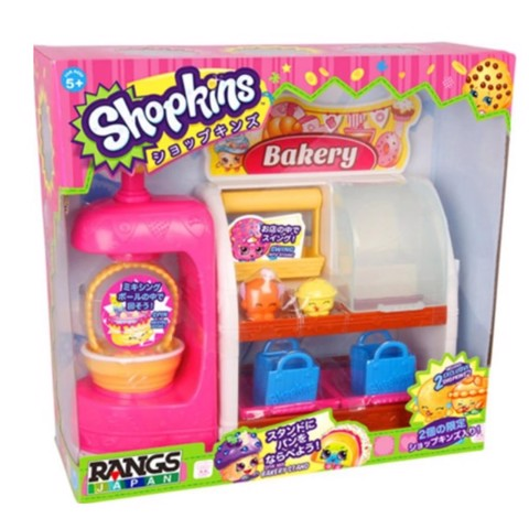 SHO56009 SHOPKINS BỘ BAKERY SEASON 1