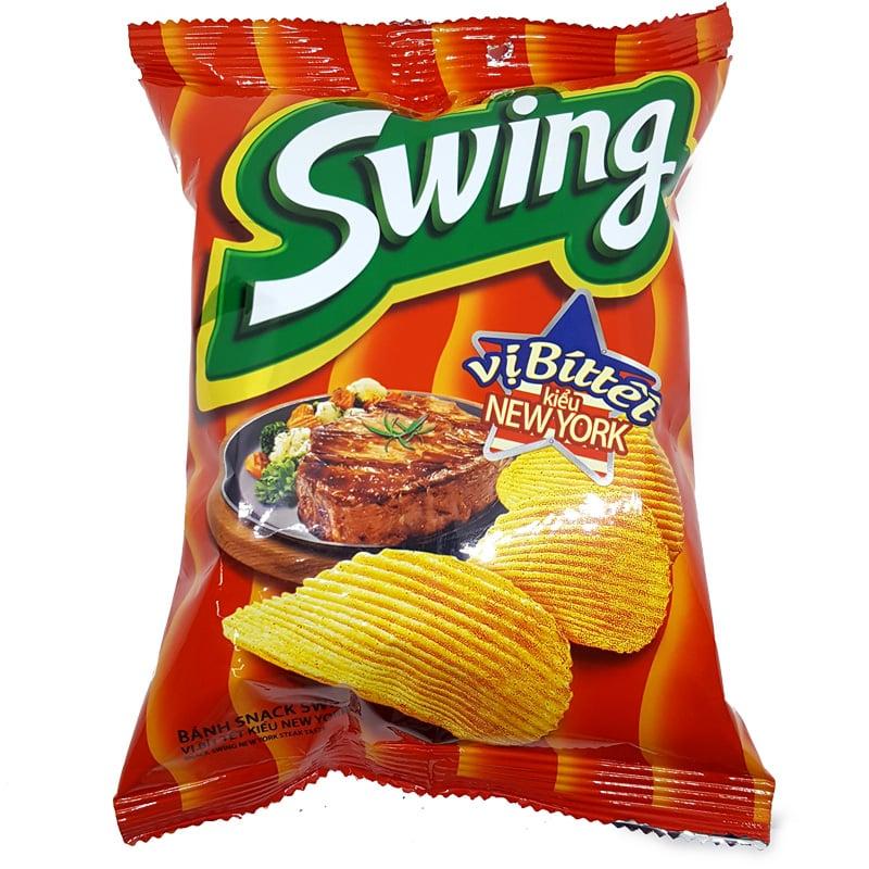 Snack Swing Vị Bò Bít Tết Kiểu New York Orion - Gói 30g - 01321791,261_1017605151,7000,aeoneshop.com,Snack-Swing-Vi-Bo-Bit-Tet-Kieu-New-York-Orion-Goi-30g-261_1017605151,Snack Swing Vị Bò Bít Tết Kiểu New York Orion - Gói 30g