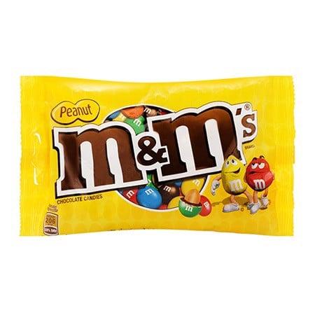 Socola Peanut M&M's 200g