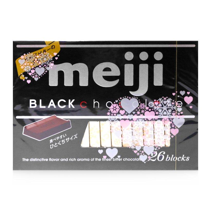Socola Đen Meiji (120g)