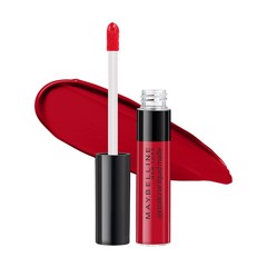 Son Kem Lì Maybelline Sensational Liquid Matte #03 Flush It Red