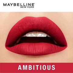 Son Kem Lì Maybelline Super Stay Matte Ink #220 Ambitious 5ml