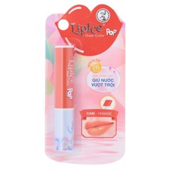 Son LipIce Sheer Color Pop 2.4g - Cam Phớt