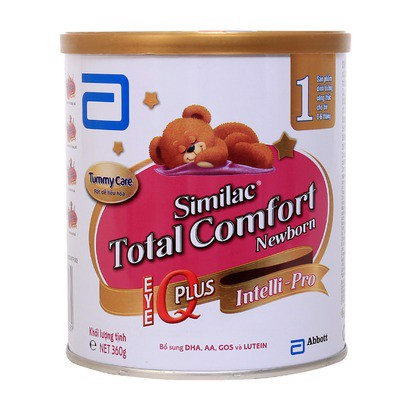 Sữa Bột Similac Total Comfort 1 (360g)
