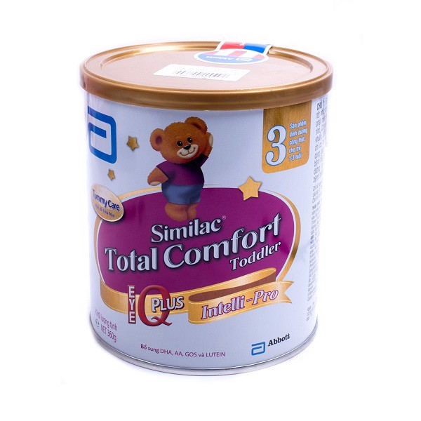 Sữa Bột Similac Total Comfort 3 - 360g