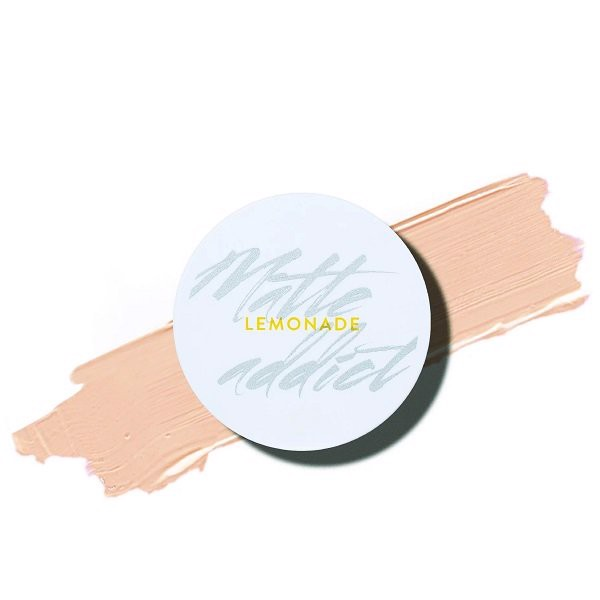 Phấn Nước Lemonade Matte Addict Cushion #A.02 Natural 15g