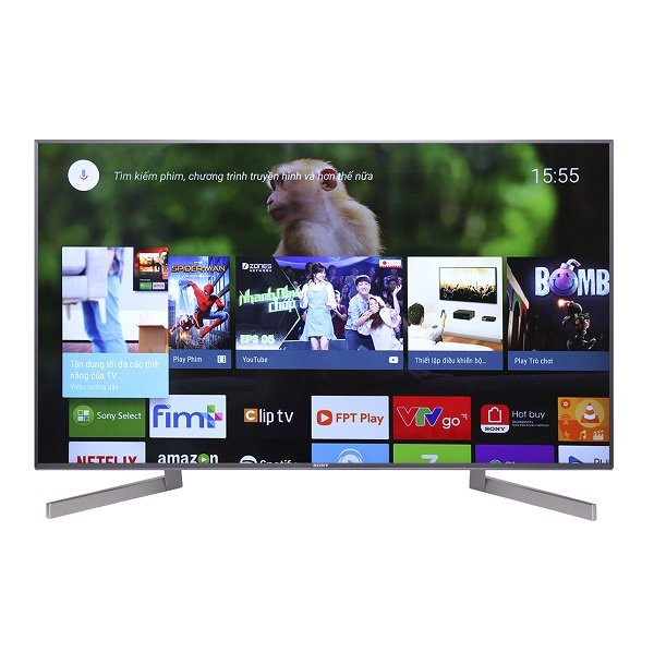 Android Tivi Sony 4K 49 inch KD-49X9000F VN3
