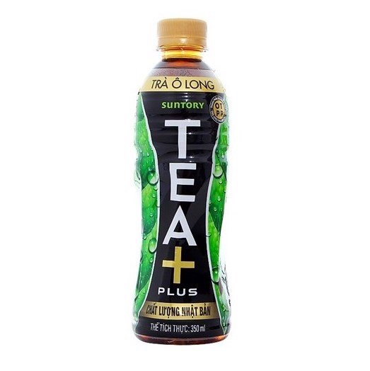Trà Olong Tea+ Chai Pet -  350ml