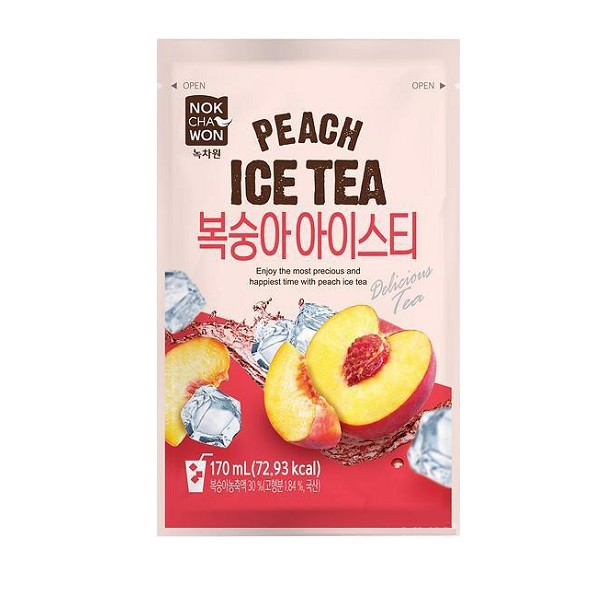 Trà Đào Peach Ice Tea (170ml)