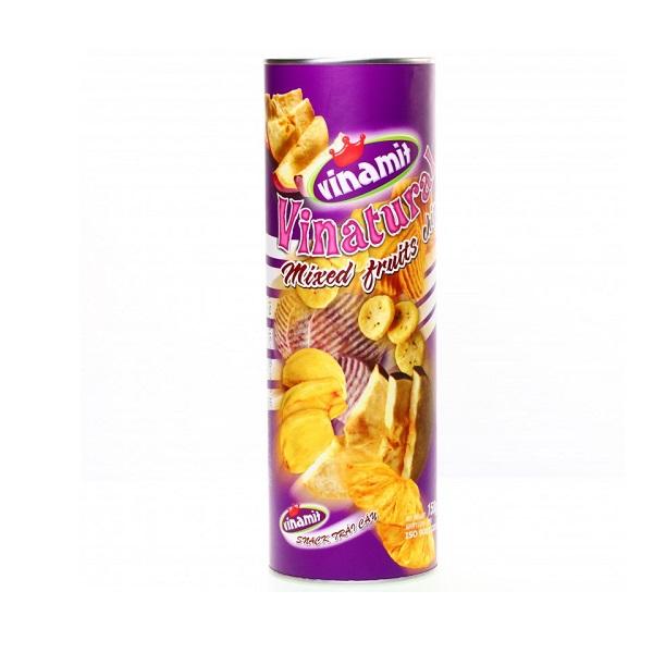 Trái Cây Sấy Vinamit - Hộp 150g