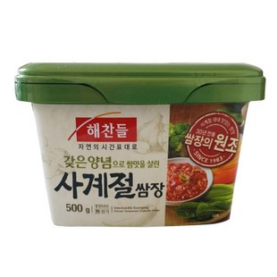 Tương Trộn CJ 500g - Seasoned Soybean Paste