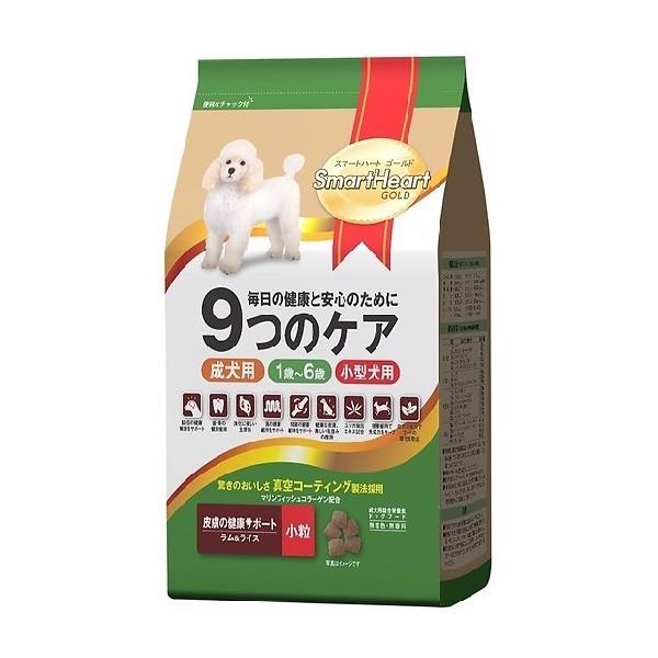 Thức Ăn Chó Nhỏ Vị Cừu Và Gạo Smartheart Gold 1kg
