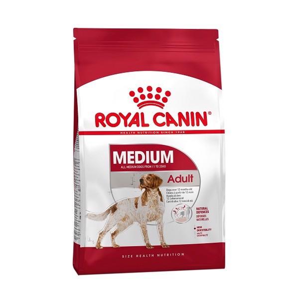 Thức Ăn Chó Medium Adult Royal Canin RC412910 1kg