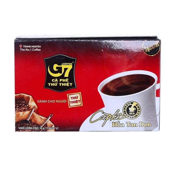 Cà Phê G7 Hòa Tan Đen Hộp 2g x 15 Gói - 01454277,261_1012564451,21200,aeoneshop.com,Ca-Phe-G7-Hoa-Tan-Den-Hop-2g-x-15-Goi-261_1012564451,Cà Phê G7 Hòa Tan Đen Hộp 2g x 15 Gói