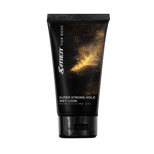 Gel Vuốt Tóc X-Men For Boss Super Strong Hold Natural Look 150g
