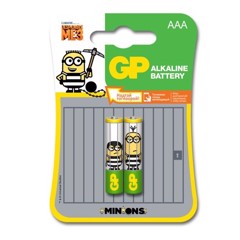 PIN MINION GPPCA24AU434 AAA - VỈ 2 PIN
