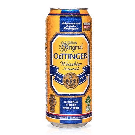 Bia ORIGINAL OETTINGER WEISSBIER 500ml