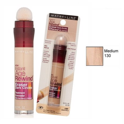 Bút Cushion che khuyết điể Maybelline 6 ml - 130 Medium