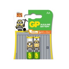 PIN MINION GPPCA15AU497 AA - VỈ 2 PIN