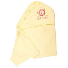 Chăn Ủ Cotton 2 Lớp 72 x 72cm LullabyBaby NH09-12-12
