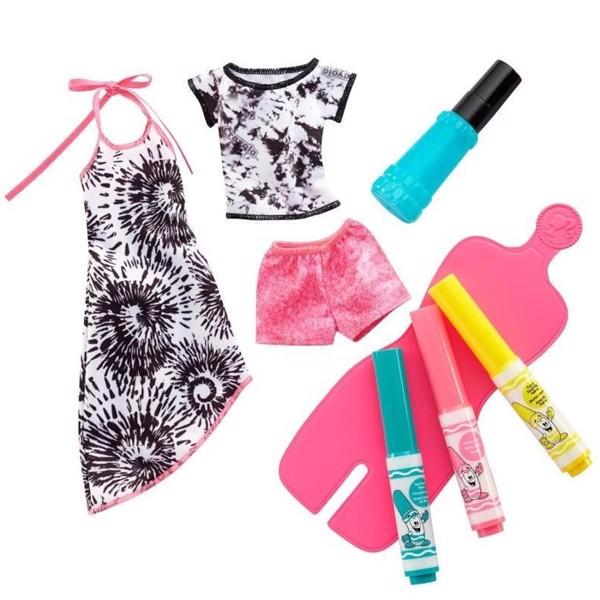 Phụ Kiện Màu Vẽ Thời Trang Barbie FPW12