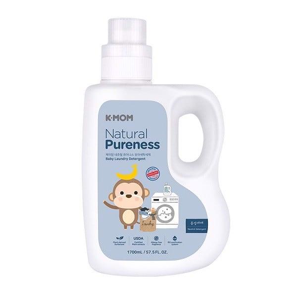 Nước Giặt Đồ K-Mom Organic KM13160 - Chai 1.7L