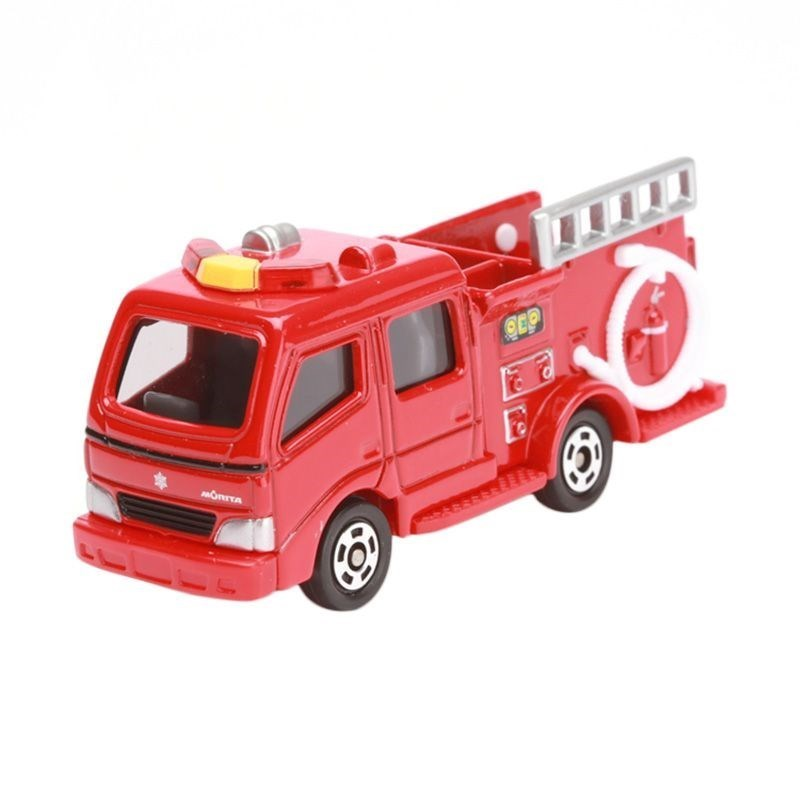 Đồ Chơi Xe Morita Fire Engine Type Cd-I | Tomica Morita Fire Engine Type Cd-I