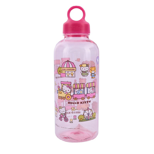 Bình nước Hello Kitty Zoo Lock&Lock LKT625Z 700 ml