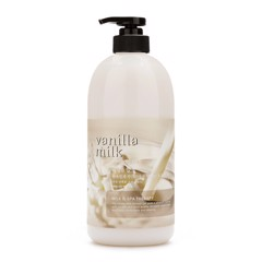 SỮA TẮM WELCOS BODY & SPA VANILLA MILK 732G