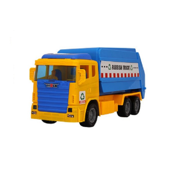 Xe Chở Rác Lớn Ép Kính Tuyết Mai LTK6668K