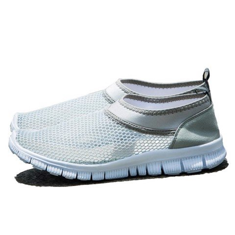 GIÀY LỘI NƯỚC BEACH SHOES LIGHT GRAY 01