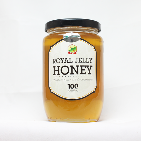 Mật ong sữa chúa XK 500g (Royal Jelly Honey)