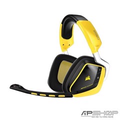 Tai nghe Corsair VOID Wireless Dolby 7.1 Yellowjacket Edition